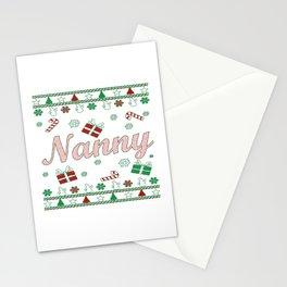 Nanny Christmas Stationery Cards
