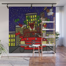 Dance With The Devil Wall Mural