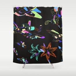 Polenta Shower Curtain