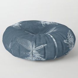 X-RAY Insect Magic Floor Pillow