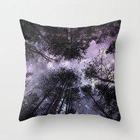 dreamer Throw Pillows featuring Dreamer by KunstFabrik_StaticMovement Manu Jobst