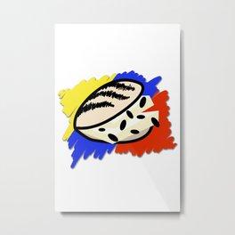 Domino Metal Print