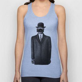 Son of Photographer Unisex Tank Top