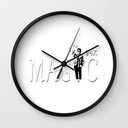 MAGIC_3 Wall Clock