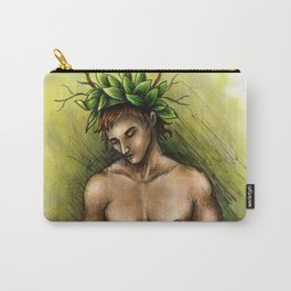 Boy of tree Carry-All Pouch