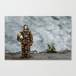 Yurienko Arrives Canvas Print