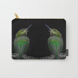 Tody Bird digital art Carry-All Pouch
