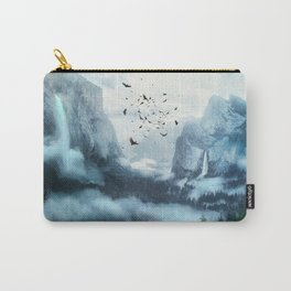 Mountain Morning 3 Carry-All Pouch