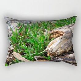 Beach Wood Rectangular Pillow