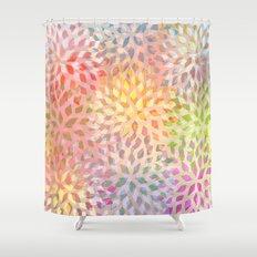 Summer Pattern #2 Shower Curtain
