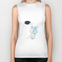 tfios Biker Tanks featuring TFIOS  by swiftstore