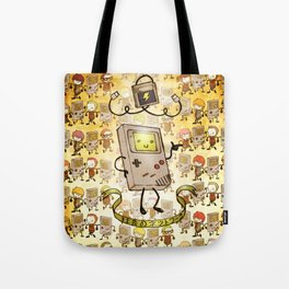 The Social Network Tote Bag