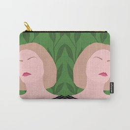 Tropical Robyn Carry-All Pouch