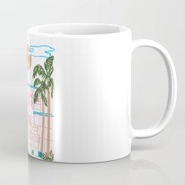 Hollywood Park Casino Coffee Mug