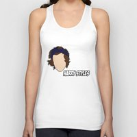 harry styles Tank Tops featuring HARRY STYLES by SaladInTheWind