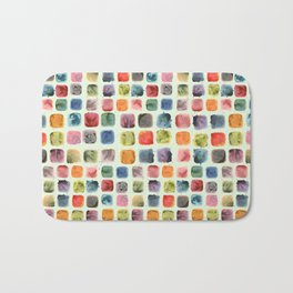 Colors in Suspension Bath Mat