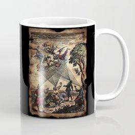 Medieval Minstrel Spirits Coffee Mug