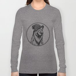 Big Boy Barney Long Sleeve T-shirt