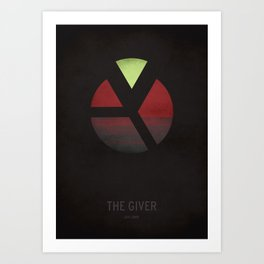 The Giver Art Print