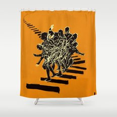Muto Shower Curtain