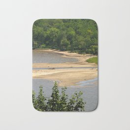River at Grandview Drive Bath Mat