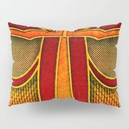 Fire Mage Warlock Armor Costume Pillow Sham