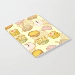 Dimsum everywhere! [yellow] Notebook