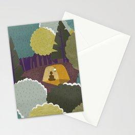 Backwoods Stationery Cards
