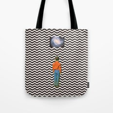 Illusion sleep   Tote Bag