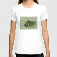 turtle T-shirts featuring Turtle by David Owen Breeding