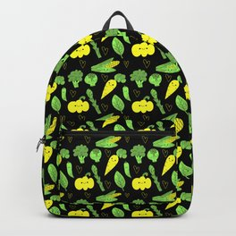 Happy Little Veggies Backpack