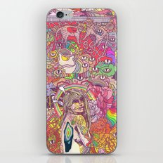 Feral Kittens iPhone & iPod Skin