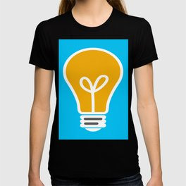 Let Your Light(bulb) Shine T-shirt