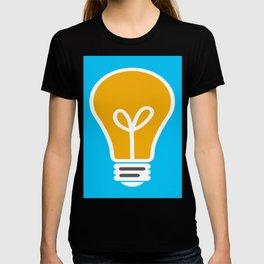Let Your Light(bulb) Shine T-shirt