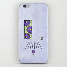 L iPhone & iPod Skin