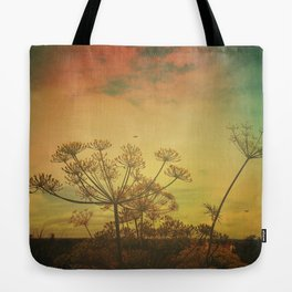 Summer Enchantment Love Tote Bag