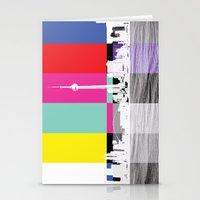 toronto Stationery Cards featuring Toronto by Shazia Ahmad