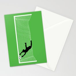 Leaping Keeper Stationery Cards
