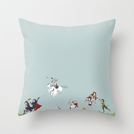 Fire Emblem Awakening Dumb Daughters Throw Pillow
