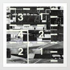 PD3: GCSD98 Art Print