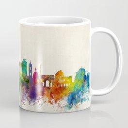 Rome Italy Skyline Coffee Mug