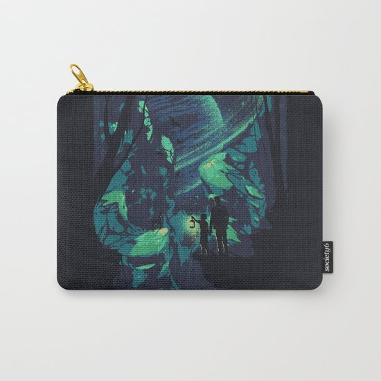 Cosmic Canyon Carry-All Pouch