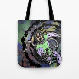 Monkelion #3 Cover Tote Bag