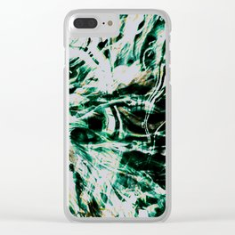 Jaded Clear iPhone Case