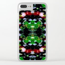 Existence Clear iPhone Case