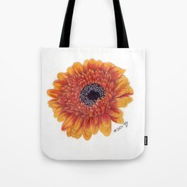 Floral 75 Tote Bag