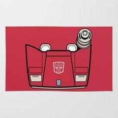 Transformers - Sideswipe Rug