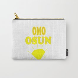 Omo Osun Carry-All Pouch