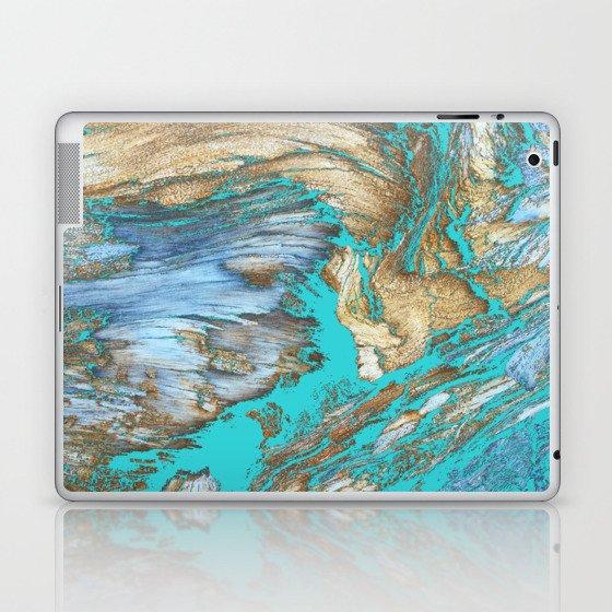 Woody Water Laptop & iPad Skin