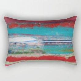 Turquoise Tortoise   Rectangular Pillow
